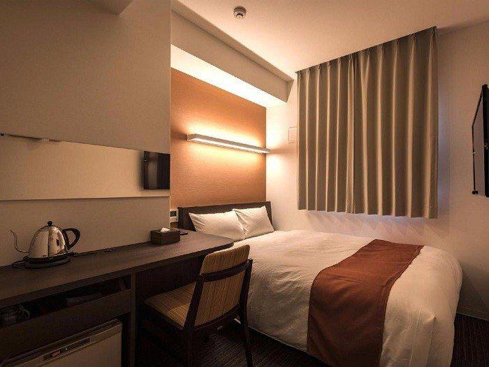 WING國際飯店-博多新幹線口。 圖/agoda