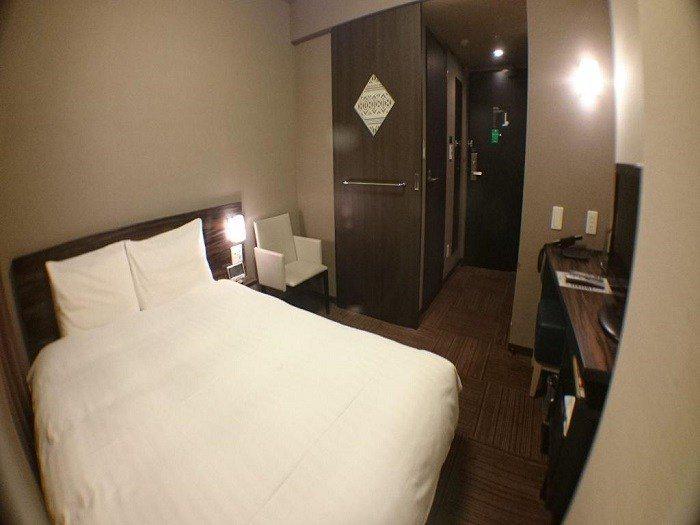 福岡Dormy Inn高階-博多運河城前天然溫泉飯店。 圖/agoda