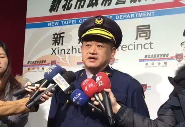 中港派出所長方國慶指出,警方並未接獲報案,但已著手找人。記者林昭彰/翻攝