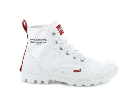 Palladium Pampa Hi Dare系列大膽白靴,2,280元。圖/P...