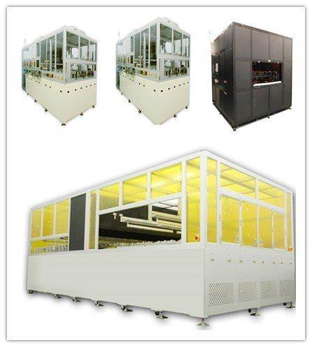宏瀨光電研發多種AOI檢查機,獲得面板、 太陽能電池及LED產業使用,今年積極發...