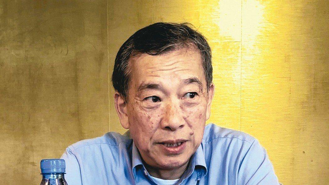 浩鼎董事長張念慈。 報系資料照