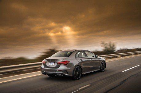 NGCC進攻北美! 全新美規Mercedes-Benz A-Class Sedan公佈售價