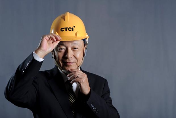 中鼎集團總裁余俊彥,帶領中鼎工程成為世界級企業,導入工業4.0、AR新技術,提高...