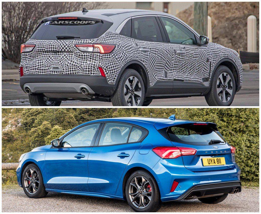 新世代美規Ford Kuga/Escape與新世代Ford Focus ST-L...