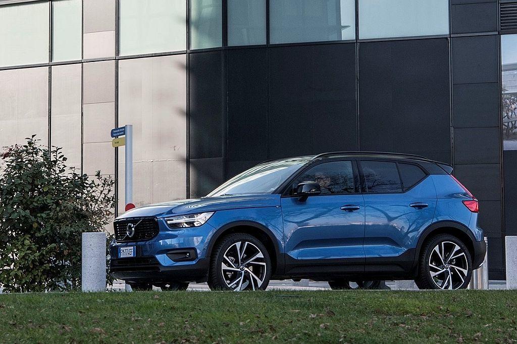 Volvo汽車發現,許多V40車主都轉向購買XC40,代表新世代車型的設計轉換絕...