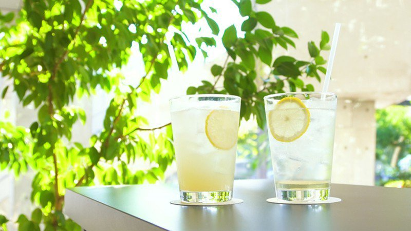 自家製レモネード(自製檸檬汁)¥600、自家製ジンジャー(自製薑汁汽水)¥600...