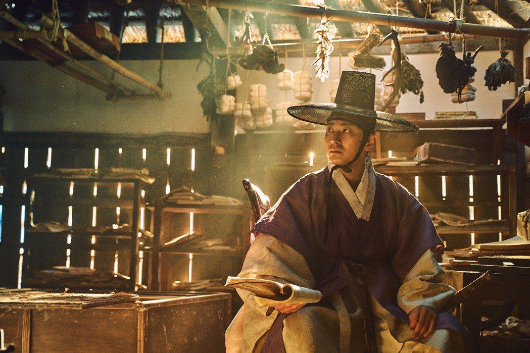 朱智勛對演出王世子已經不陌生。圖/NETFLIX提供