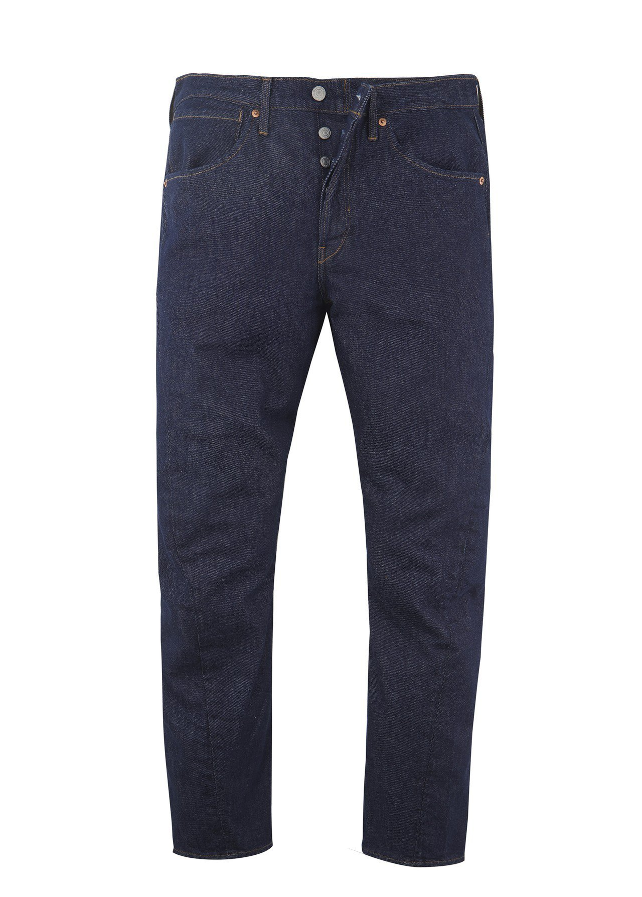 木村廣告款經典原色502褲款,4390元。圖/LEVIS提供