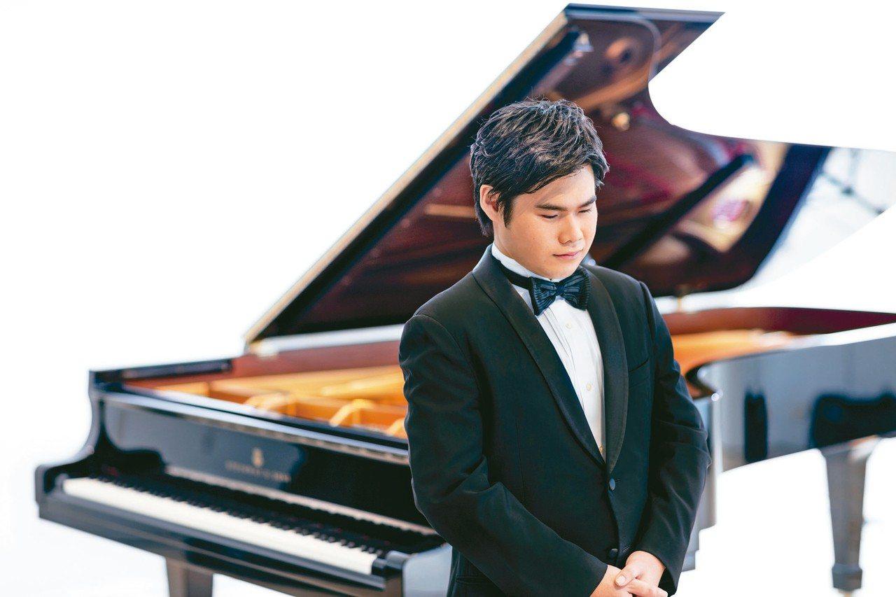 國際知名盲人鋼琴家辻井伸行。 圖/Giorgia Bertazzi提供