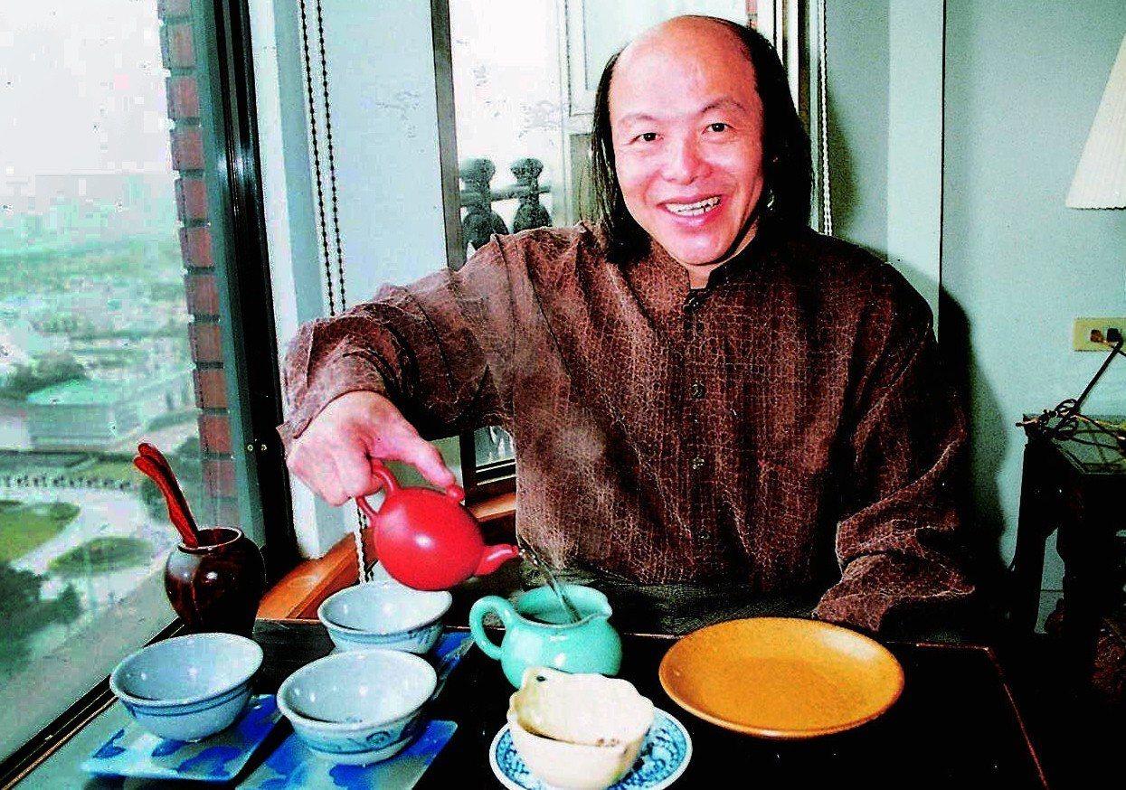 曾是火紅心靈導師…作家林清玄驚傳辭世 享壽66歲
