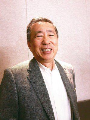 瑞軒董事長兼執行長吳春發樂觀看待今年營運表現。 記者李珣瑛/攝影