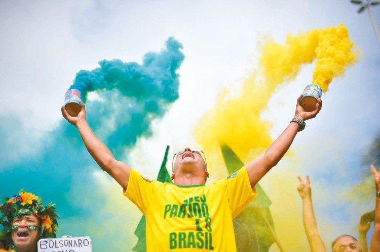 新興市場開春以來出現出色,法人看好巴西、印度、陸股後市。 網路照片