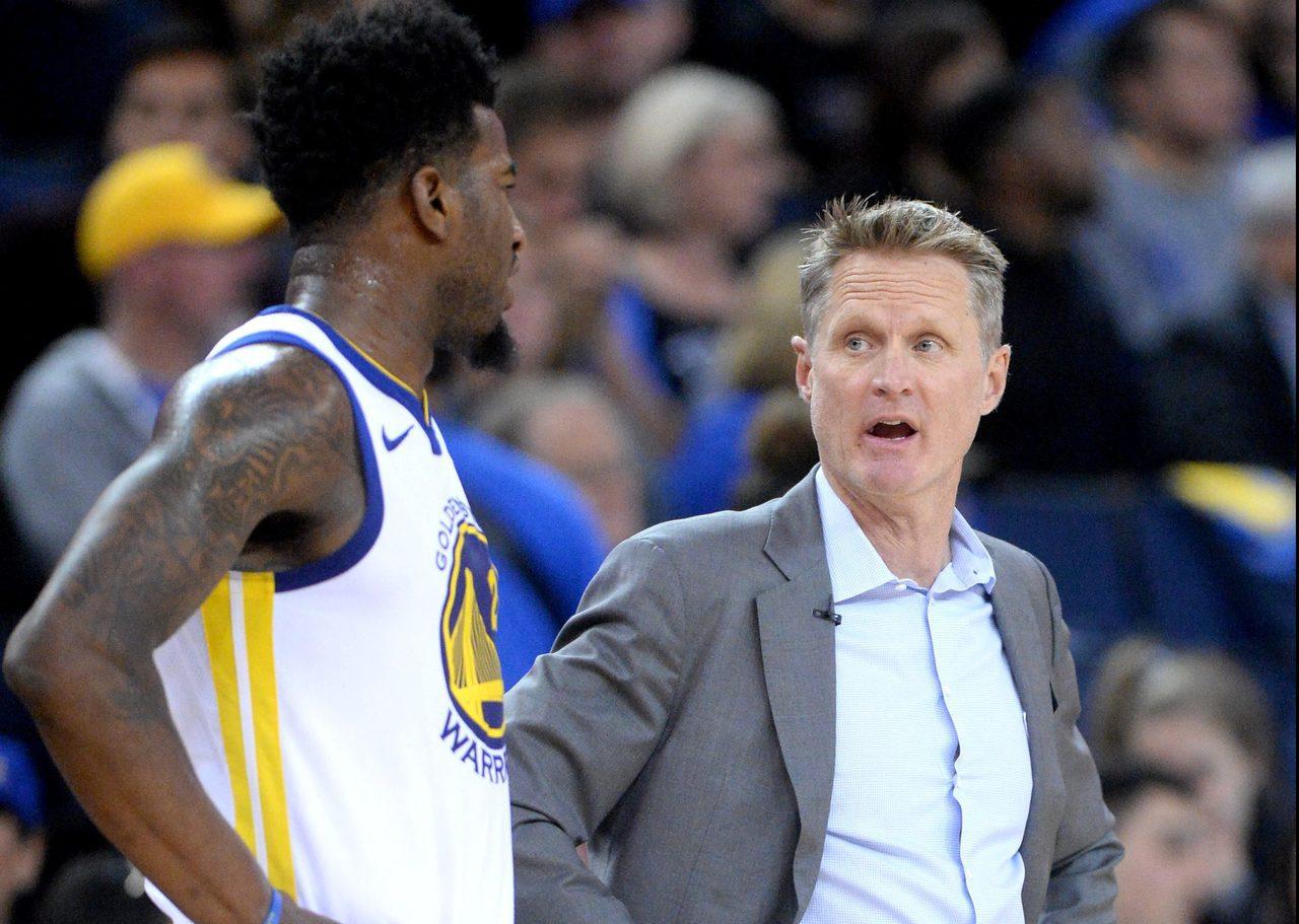 NBA/貝爾、柯爾爆爭執 杜蘭特:是良性對話