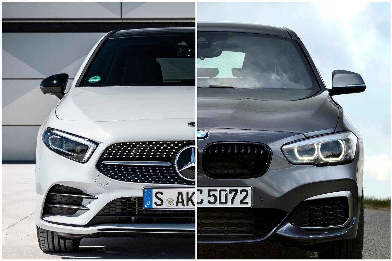 化敵為友? 傳Mercedes-Benz與BMW可能攜手開發新一代小車