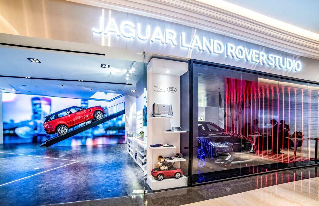 台灣捷豹路虎與旗下最大授權經銷商九和汽車攜手合作的「JAGUAR LAND RO...
