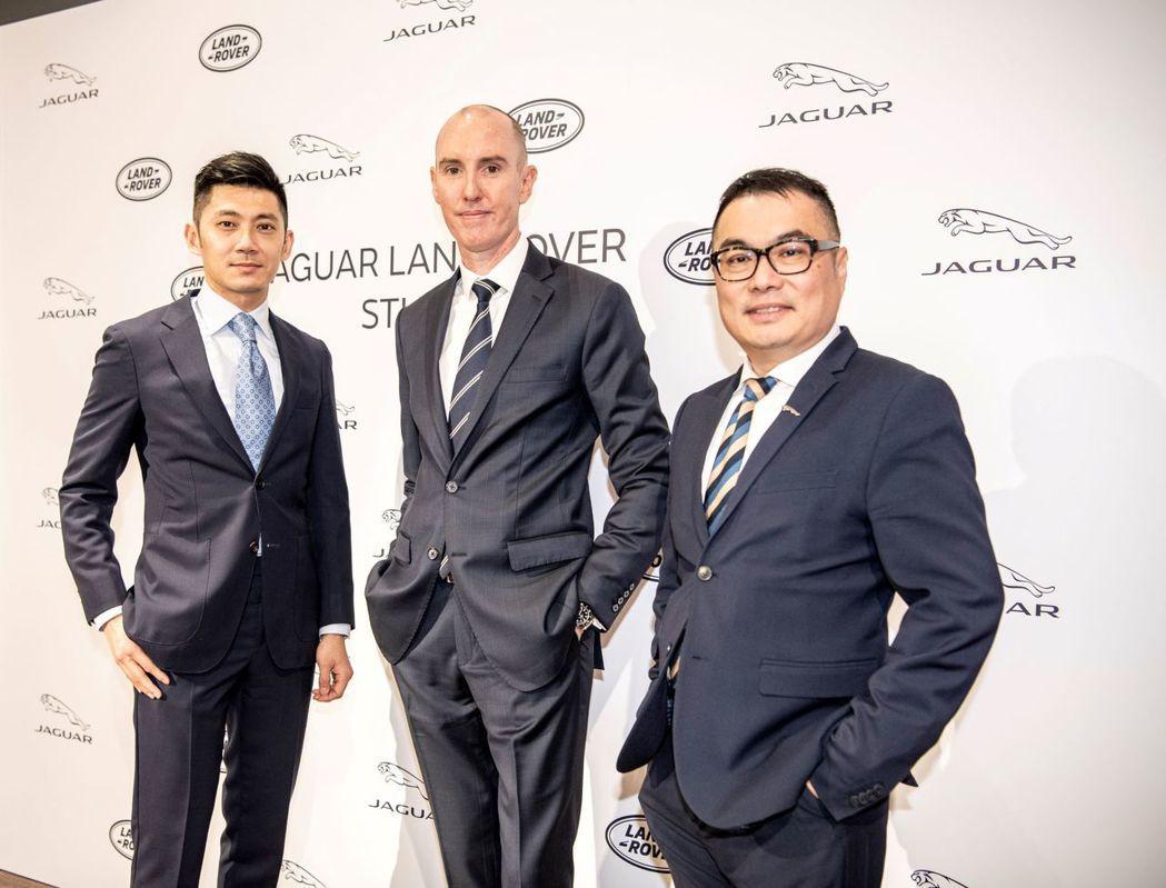 JAGUAR LAND ROVER STUDIO是由台灣捷豹路虎與旗下最大授權經...