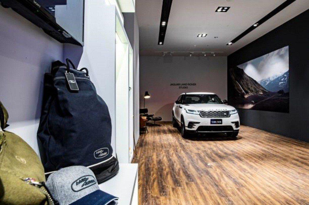 寧靜舒適的VIP Lounge,提供優雅隱密的專屬賞車空間。 台灣捷豹路虎/提供