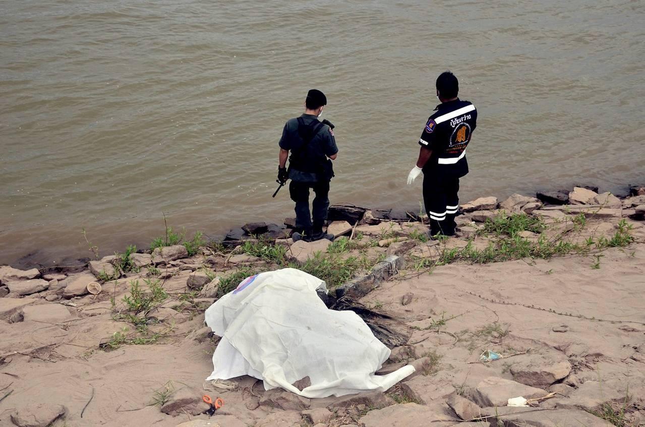 湄公河水泥殺人案:泰國警方證實流亡「反泰皇人士」身亡