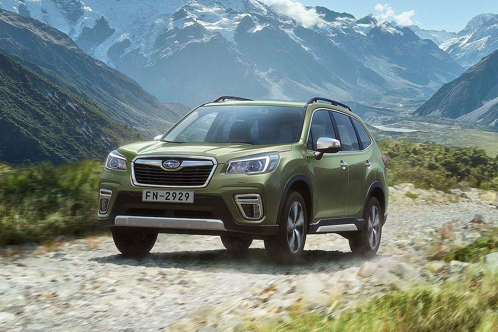 即將到來的農曆新年,Subaru台灣意美汽車針對熱銷的Forester都會休旅車...