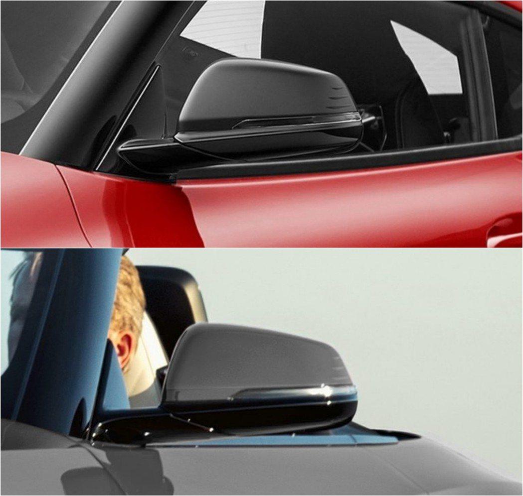 Supra與Z4全車外觀鈑件只有後照鏡和車門把手是共用的。 摘自Toyota、B...