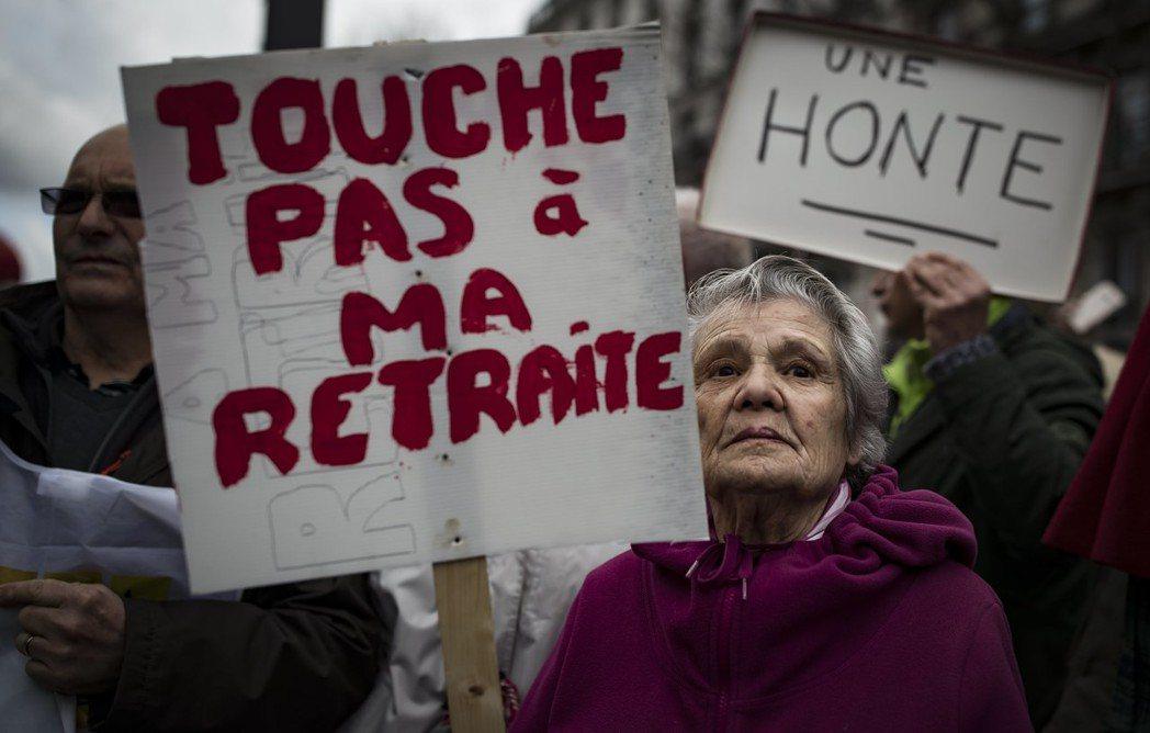 法國老人福利非常複雜,有42種不同種退休金計算制度,且有積分制、年金制和名義帳戶...