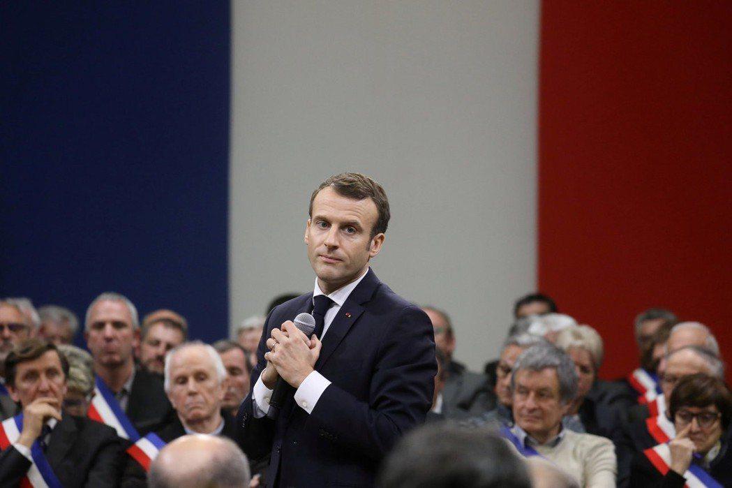 馬克宏的經濟改革對法國內外的影響不可小覷,而未來兩個月馬克宏是否能在民眾心中力挽...