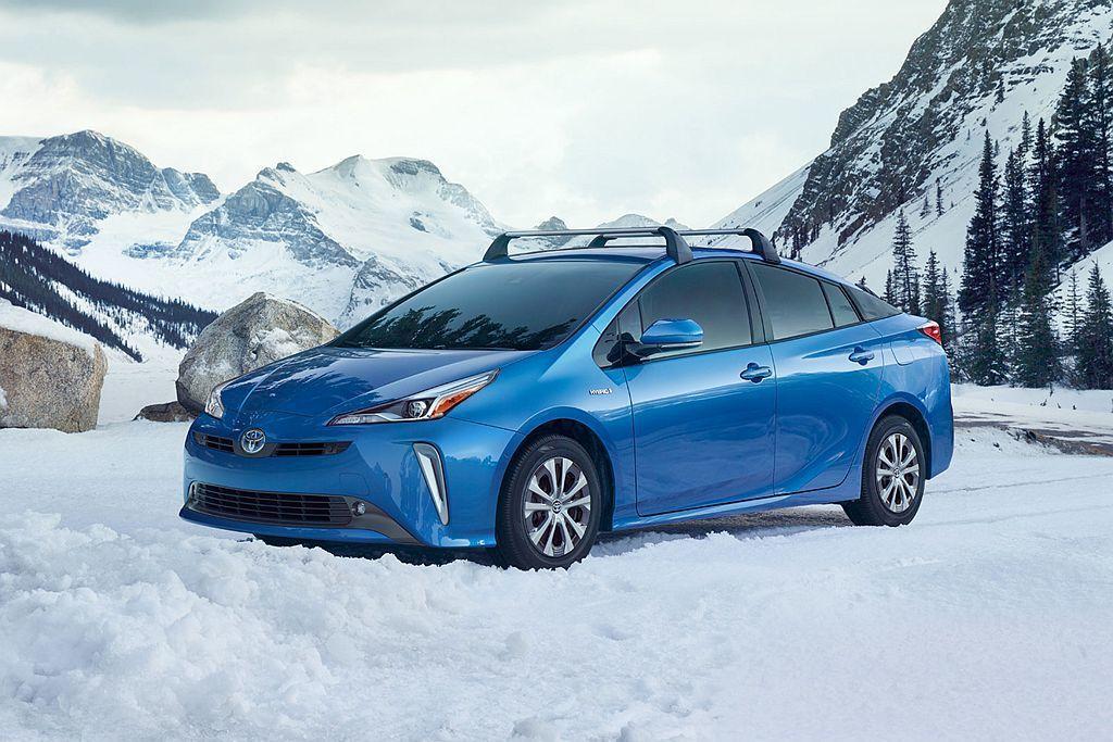 歐規小改款Toyota Prius近日公布相關訊息中,也追隨美規車型新增AWD-...