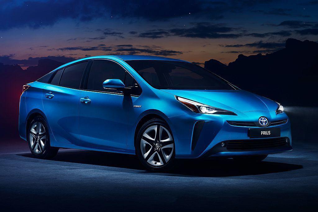 在去年底美國洛杉磯車展全球首發後,歐規小改款Toyota Prius也即將發表開...