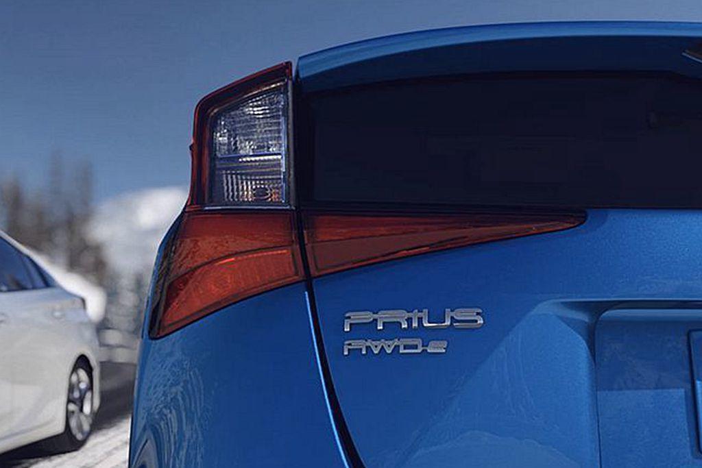 歐規小改款Toyota Prius AWD-i將先於西歐市場推出,隨後陸續導入中...