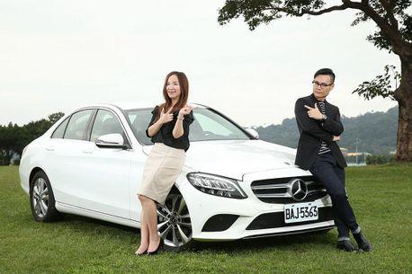 御姊愛×汽車達人 小葉!從各自觀點暢談小改款 Mercedes-Benz C 200 購車理念