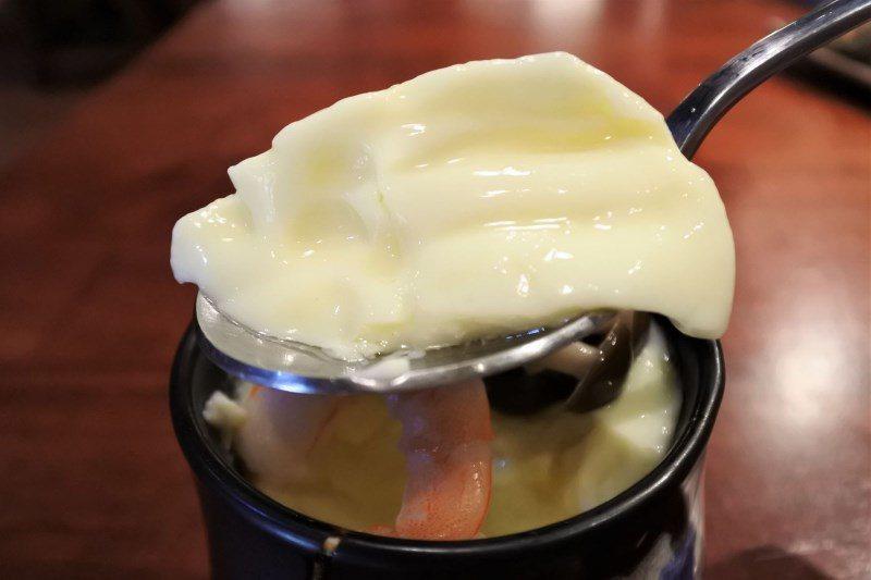 (圖/台灣旅行趣) ▲用蛤蠣高湯當作基底,讓「茶碗蒸」鮮甜又滑嫩。