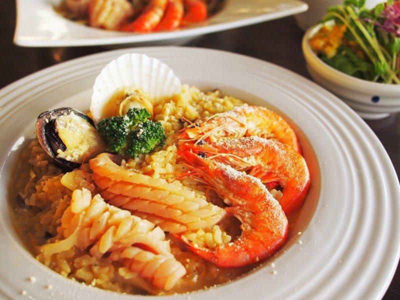 (圖/台灣旅行趣) ▲濃郁的海鮮燉飯是會讓人記住的好手藝