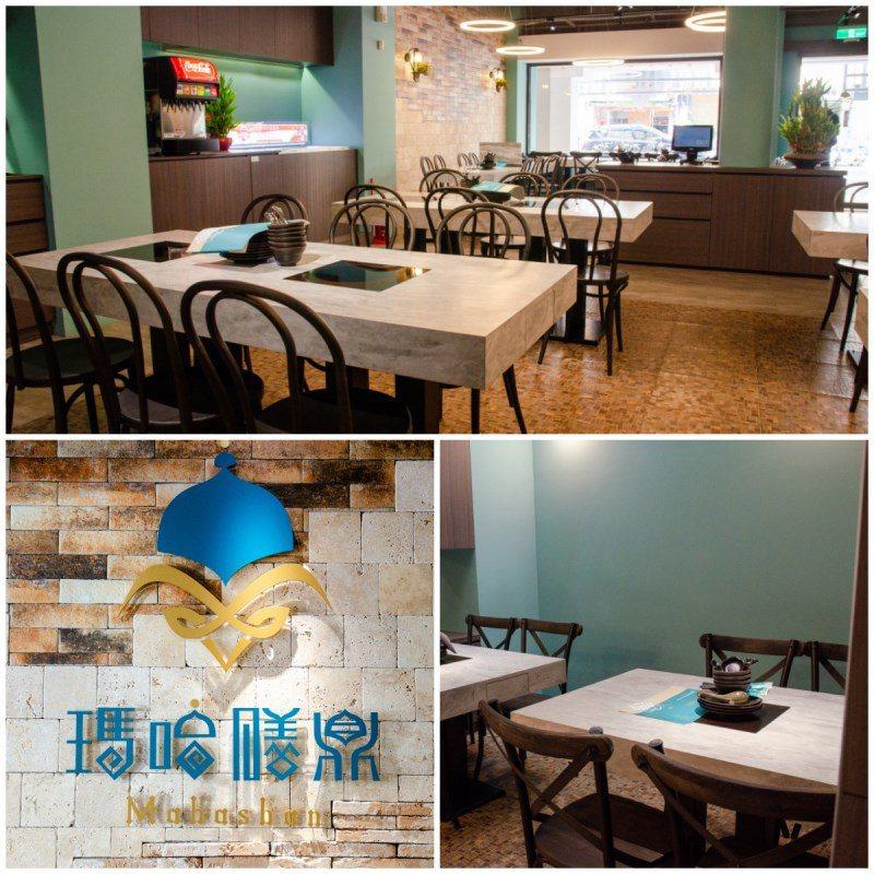 (圖/台灣旅行趣) ▲店內裝潢有著滿滿的異國風情,座位寬敞舒適。