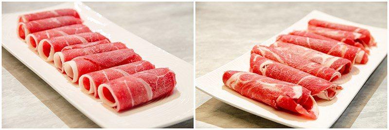 (圖/台灣旅行趣) ▲搭配肉盤可選擇【特選板腱牛】或【小羔羊】。