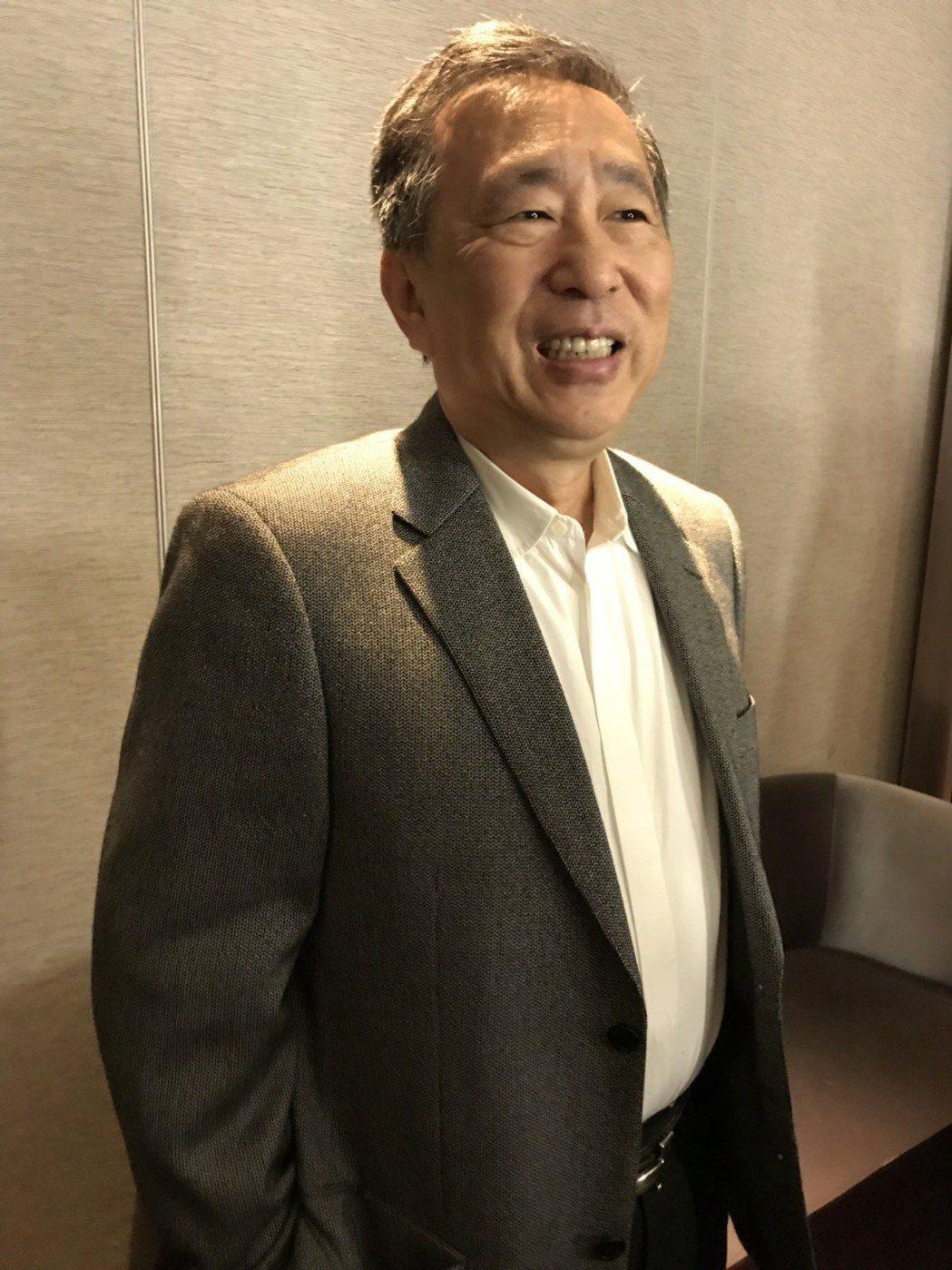 瑞軒董事長吳春發。記者蔡銘仁/攝影