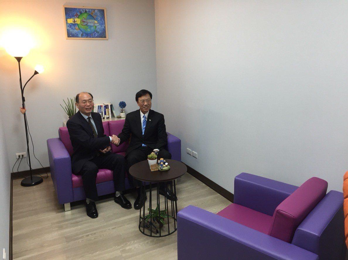 影/撫平普悠瑪創傷 台鐵局關懷中心今啟用