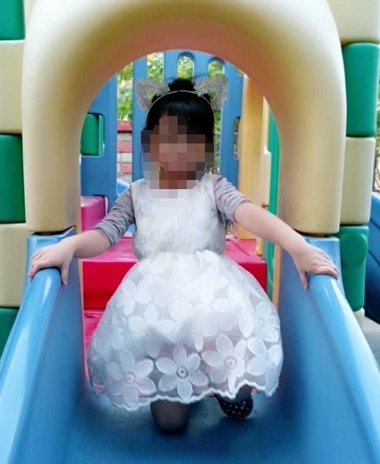 風槍奪命女童宣布不治 母崩潰父自責「對不起」