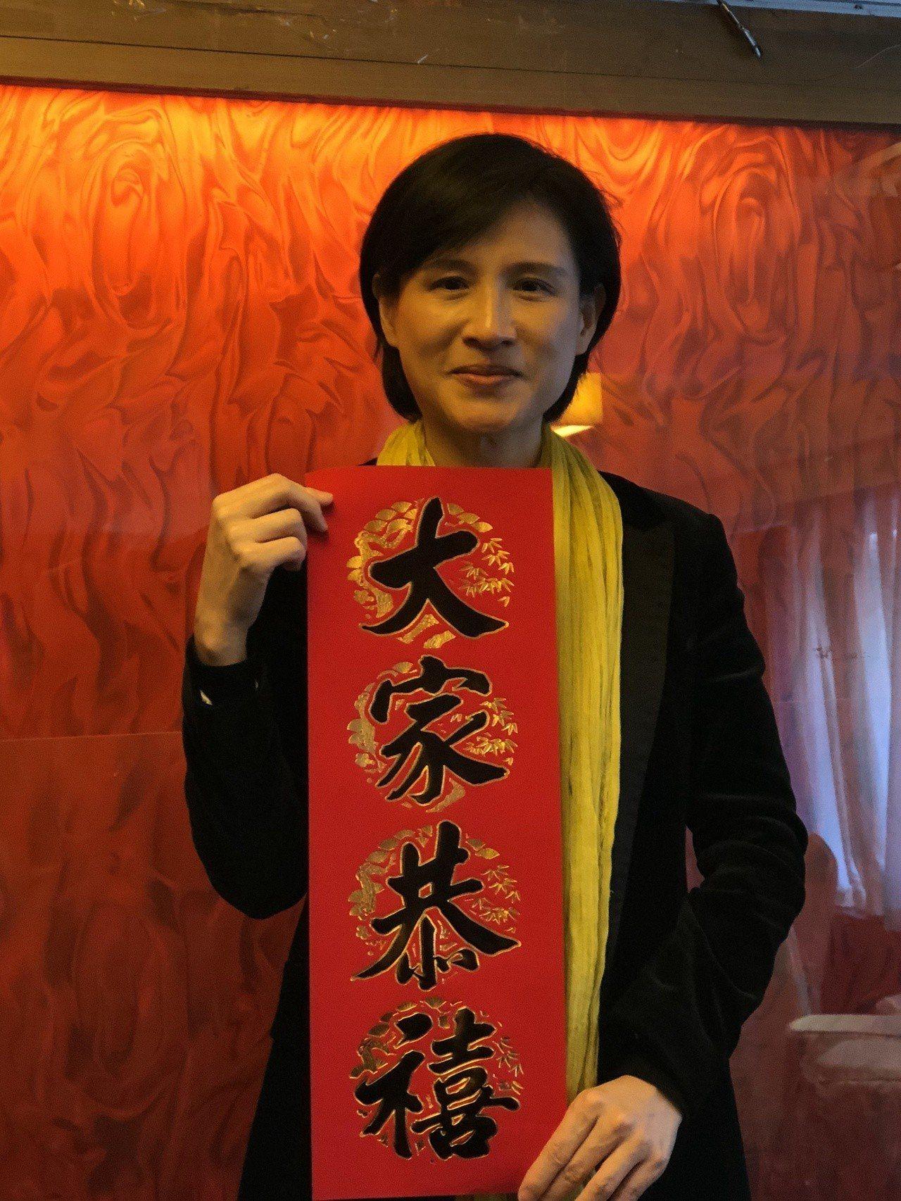 文化部長鄭麗君。記者何定照/攝影