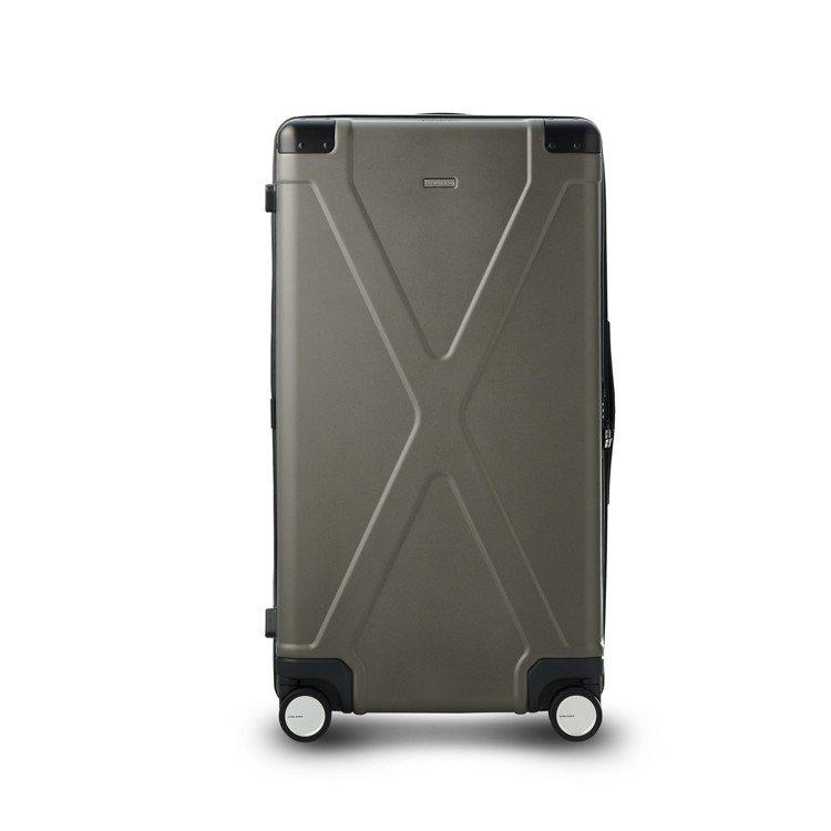 Georg Jensen Mens Infinity系列聚碳酸酯28吋行李箱,約...