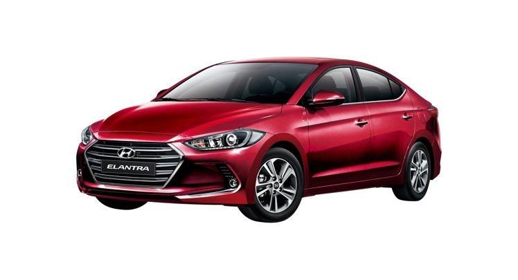 板橋大遠百福袋頭獎Hyundai SUPER ELANTRA 1.6豪華版(價值...