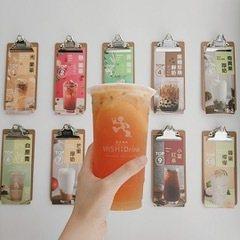 WISH Drink也加入免費喝的行列。圖/Mr.Wish提供