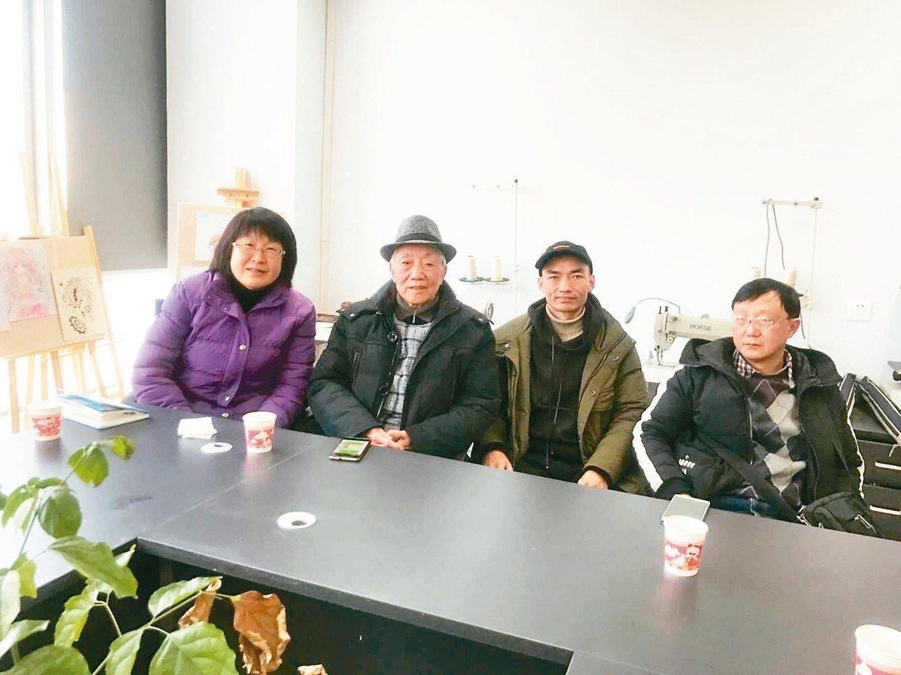 失聯70年…德陽尋親 圓外公遺願