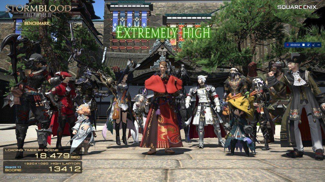 FINAL FANTASY XIV:Stormblood採High設定即拿到EX...