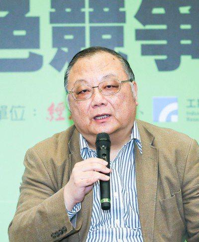 杜紫宸對公家單位禁止中國大陸資通產品不以為然。 聯合報系資料照/記者鄭清元攝影