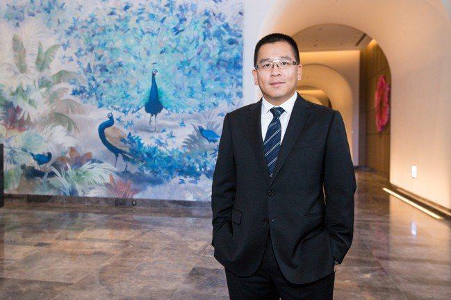 台北萬豪酒店常務董事劉恆昌。 報系資料照