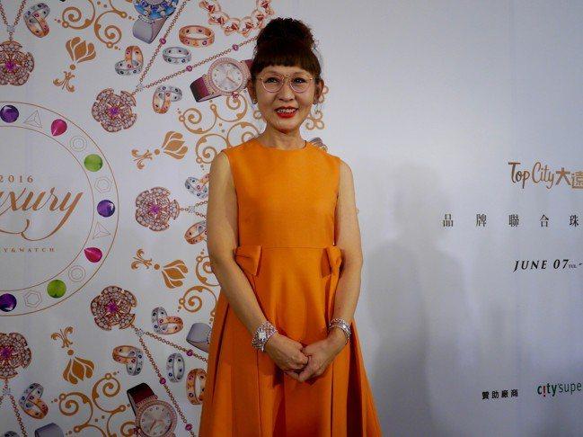 遠東百貨總經理徐雪芳,對於年菜則是追求「家人的記憶」。 報系資料照