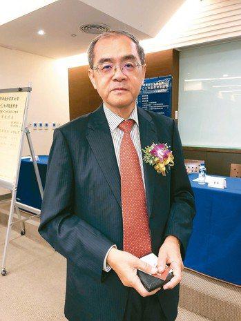 研華董事長劉克振。 圖/聯合報系資料照片