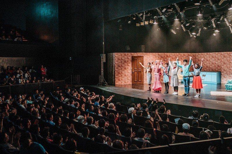 高雄衛武營國家藝術文化中心於2018年10月正式開幕。 圖/衛武營國家藝術文化中...