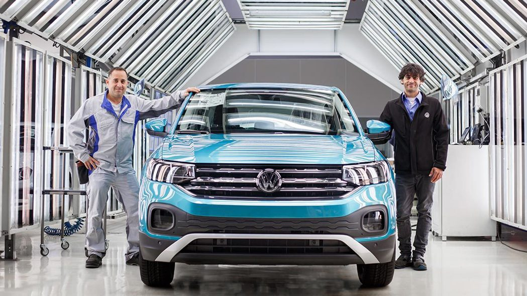 Volkswagen在去年12月開放德國預售,其售價折合台幣僅約63.2萬元起,...